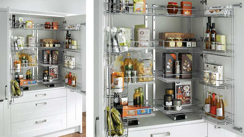 inside kitchen cabinet storage storage solution masterclass kitchen best kitchen 4706